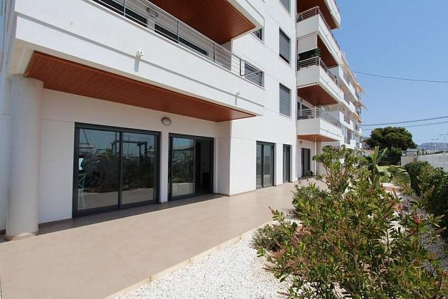 apartament in costa blanca
